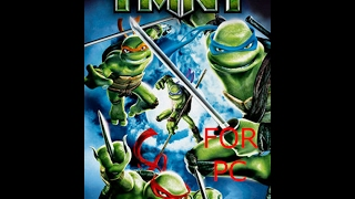 Kako Skinuti (TMNT 2007) /// How To Download (TMNT 2007) FOR PC