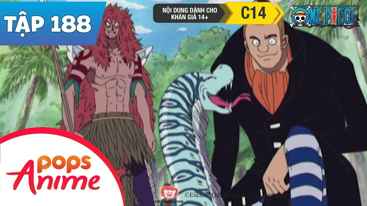 One Piece Tập 188 - Bất Hòa Đã Được Xóa Bỏ-Nước Mắt Của Người Chiến Binh Vĩ Đại - Phim Hoạt Hình