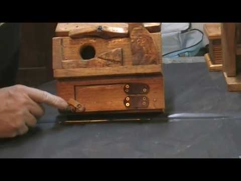 diy fabrication de 7 cadeaux de no l en bois kastepat youtube. Black Bedroom Furniture Sets. Home Design Ideas