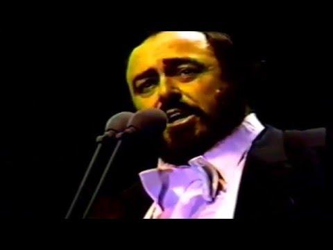 Luciano Pavarotti - Peru 1995