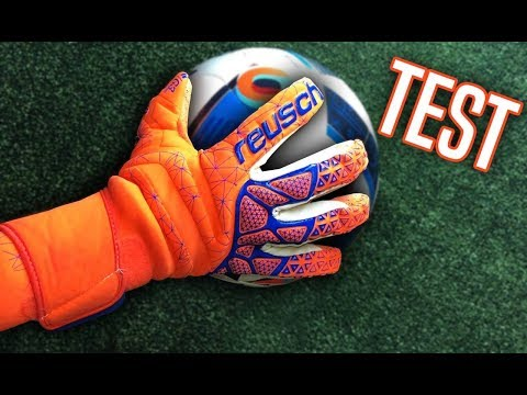 REUSCH PURE CONTACT | Test & Review