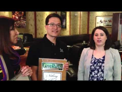 2012 Grand Rapids Magazine Dining Awards: Asian--XO Asian Cuisine