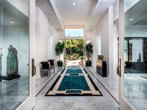 Black Gold Contemporary Estate in La Jolla, California