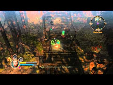 frostylollipop plays Dungeon Siege III - Demo  