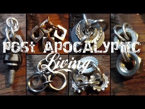 Post Apocalyptic Living: Scrap Jewellery