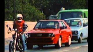Audi Sport quattro - Präsentationsvideo mit Walter Röhrl