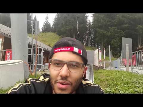 Europe Vlog #8-Switzerland Adventures & The Swiss Polizia!