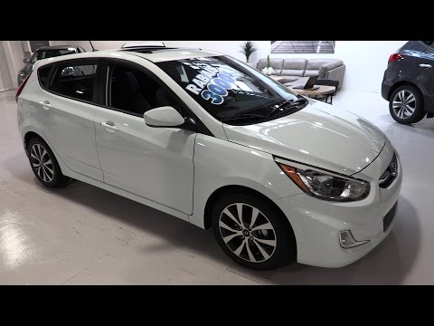 2015 Hyundai Accent Hatchback Walkaround Captured in 4K with Canon XC10 Camera