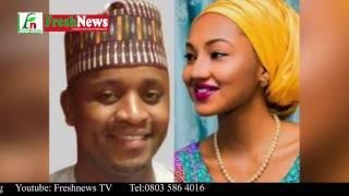 #Zahra #Buhari & Billionaire, Ahmed #Indimi's Glamorous Marriage Preparations