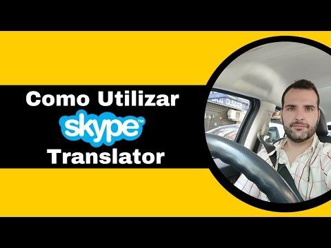 Como Utilizar Skype Translator