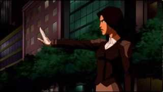 Young Justice Zatanna- Let It Go