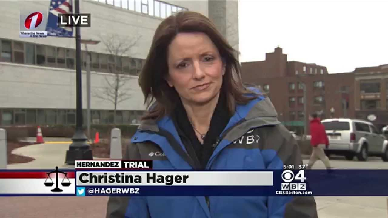 How WBZ Covered It: WHDH Follows the Jury - WBZ-TV CBS 4 Coverage in HD