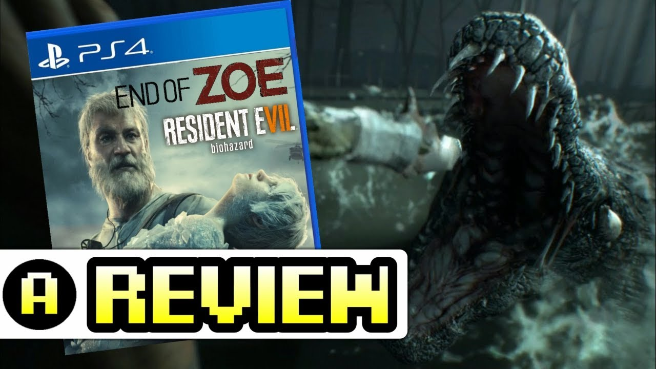Resident Evil 7 End Of Zoe Dlc Ps4 Review Youtube