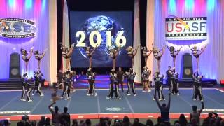 california all stars cali coed worlds 2016 semi finals