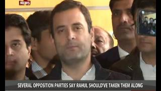 Rahul Gandhi's Meet With PM On Farmers' Demand Splits Opposition