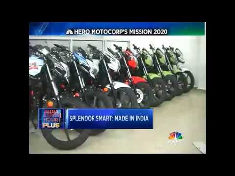 Hero Motocorp's Mission 2020