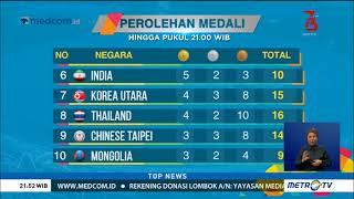 Download Video Klasemen Perolehan Medali Asian Games 2018, Indonesia Turun ke Posisi Lima MP3 3GP MP4