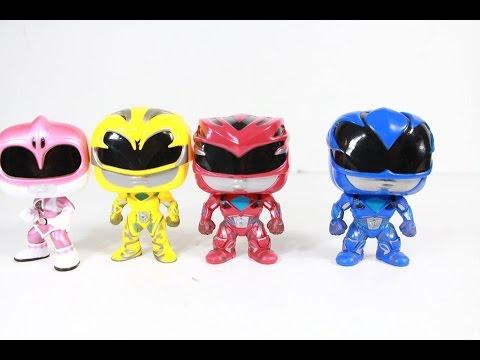 e1817ec166c Funko Pop Power Rangers movie   Hot Topic exclusive Pink Ranger review
