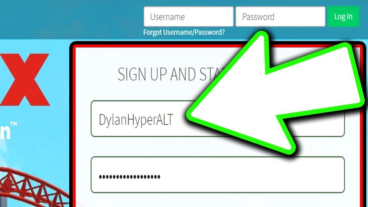 dylan the hyper roblox password