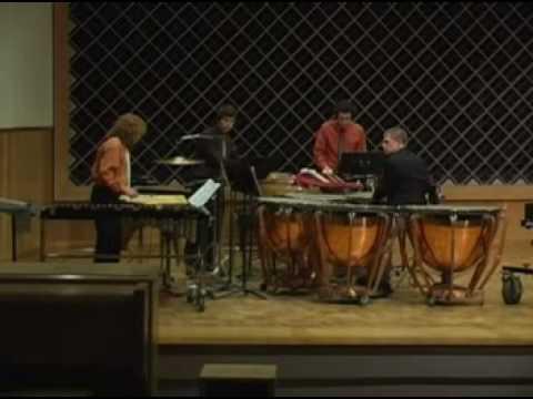 """Timpani Solo: """"Concerto for Timpani and Orchestra""""..."""