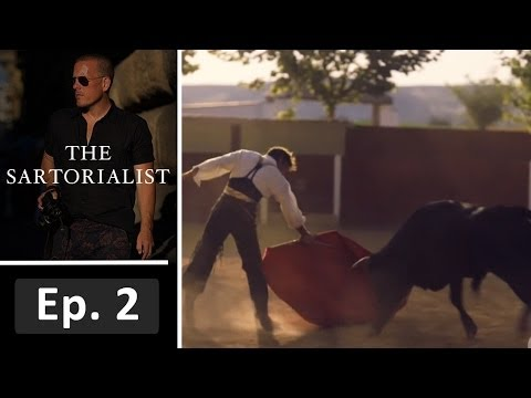 The Sartorialist for AOL On…..Bullfighter REPOST
