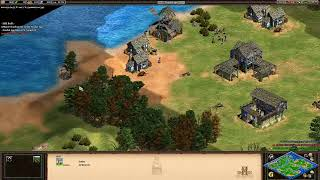 Age of Empires II 2013: FFA Com Clan Xoxota Team. Deu OOS!