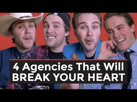 The 4 Types of Advertising Agencies That Will Break Your Heart