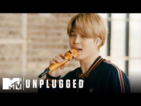 "BTS Performs ""Telepathy"" | MTV Unplugged Presents: BTS"