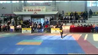 bat quai thuong north championship of vo co truyen vietnam 12 2011