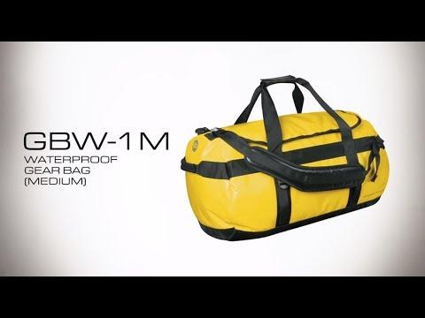 Gbw 1m Stormtech Waterproof Gear Bag Medium