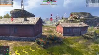 World of tanks Blitz | AMX 50 120 (IX) |