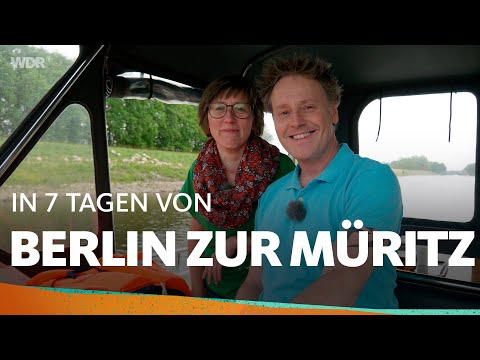 Mit Dem Hausboot Von Berlin Zur Müritz    WDR Reisen