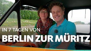 Mit dem Hausboot von Berlin zur Mritz   WDR Reisen