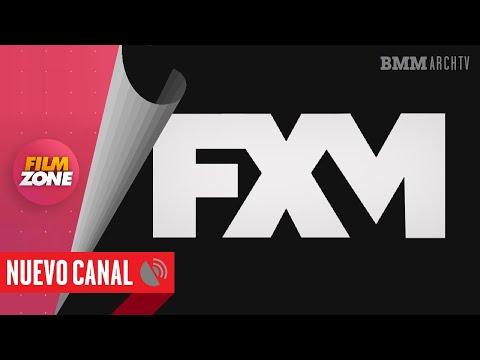 NUEVO CANAL | Cambio de Film Zone a FX Movies (18/SEP(2017)