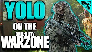 Commanding Officer IMPRESSED with New Recruit - YOLO on the Warzone