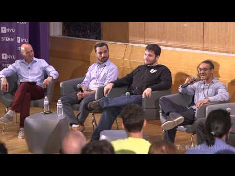 Token Summit I - Business Models Behind Tokens - M. Ali, J. Benet, S. Wilkinson, D. Vorick