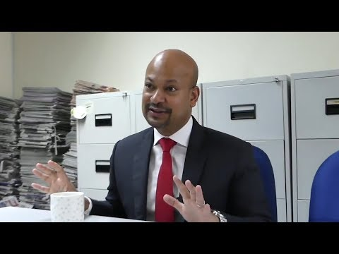 Arul Kanda on nationwide tour to counter claims about 1MDB
