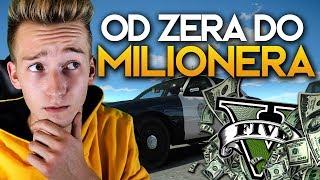 "GTA V ""OD ZERA DO MILIONERA"" #20 - Jak zdobyć RADIOWÓZ?"