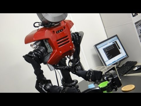 Robot learns, thinks and acts by itself #DigInfo