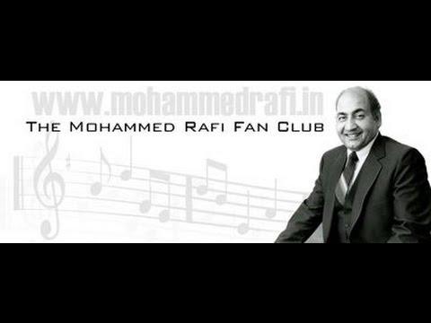 Mohd. Rafi - Mohammed Rafi Rare