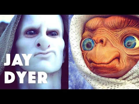 Prometheus, E.T., War of the Worlds and More! Alien Madness - Jay & Jamie Dyer
