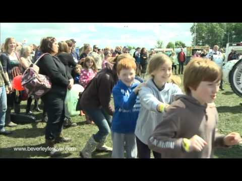 Beverley Festival 2013 at Beverley Racecourse Promotional Video