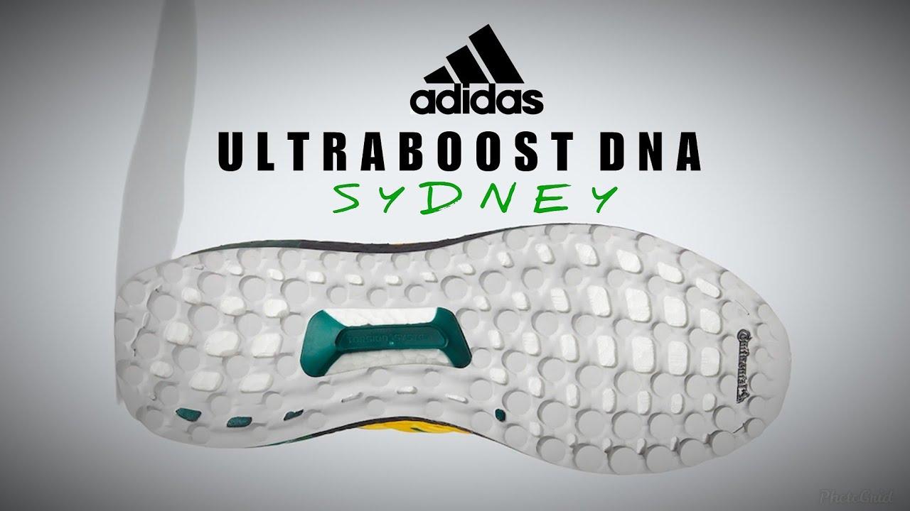 UltraBoost DNA 'Sydney'