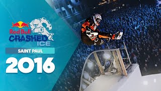 Cameron Naasz Skates to Victory in Saint Paul | Red Bull Crashed Ice 2016