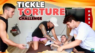 TICKLE TORTURE CHALLENGE (Week 6)
