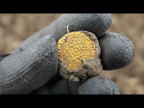 Detecting a Tudor Manorial site