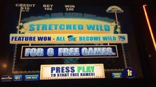 All Stars Slot Machine Bonus - Mystical Mermaid Bonus