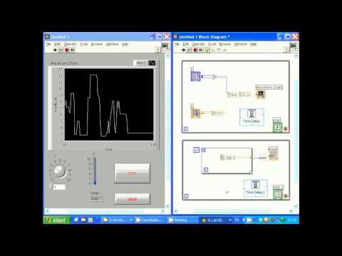 LabVIEW Tutorial 03 (in Thai)