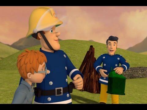 Fireman Sam New Episodes | Fireman Sam at the beach | Fun ...