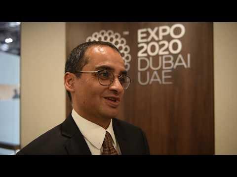 Sanjive Khosla, chief commercial officer, Expo 2020
